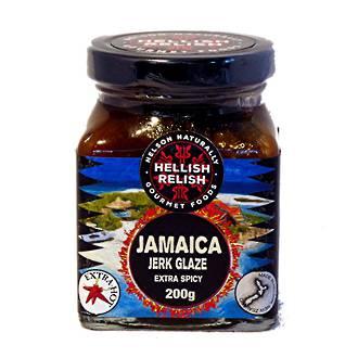 """""""Jamaica"""" Jerk Glaze"""