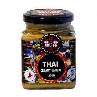 Thai Creamy Sambal