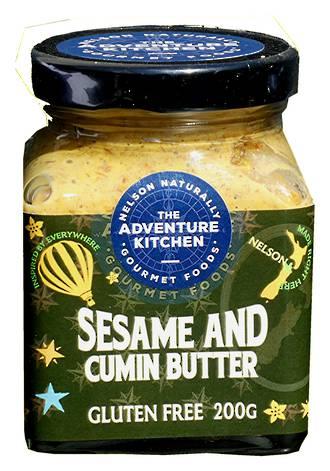Sesame & Cumin Butter