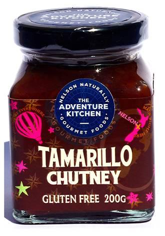 Tamarillo Chutney