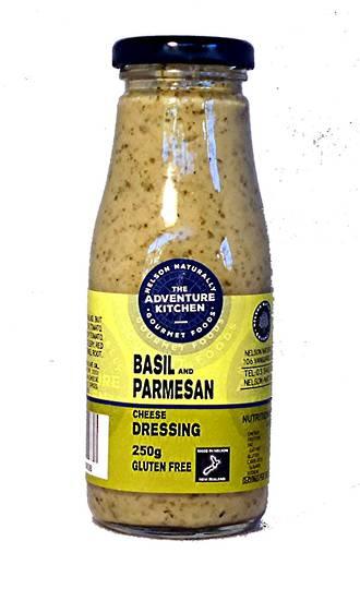Basil & Parmesan Dressing