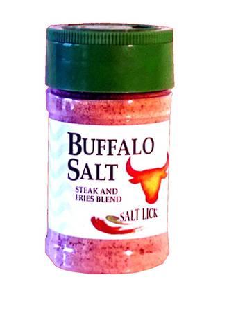Buffalo Salt