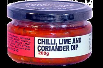 Chilli Lime & Coriander Dip