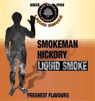 Hickory Liquid Smoke (5000ml)