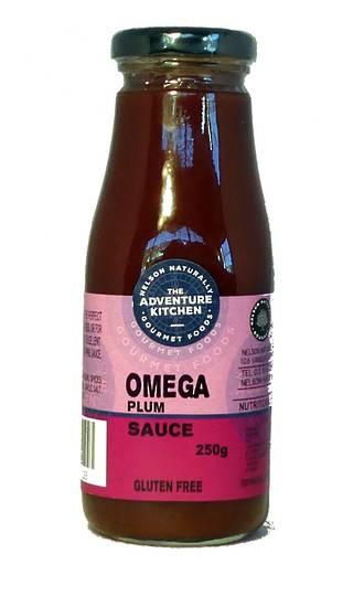 Omega Plum Sauce