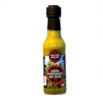 Green Peppercorn Sauce