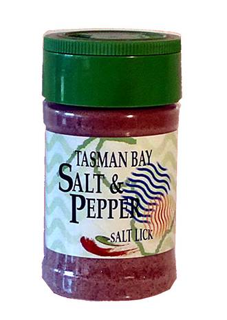 Tasman Bay Salt and Pepper