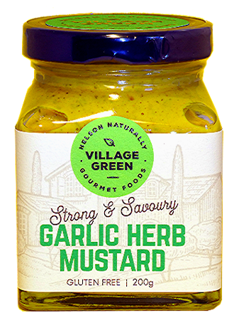 Garlic Herb Mustard