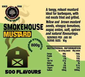 Smokehouse Mustard