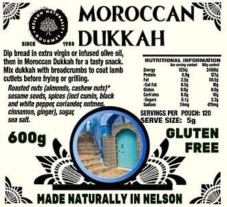 Moroccan Dukkah (600g)