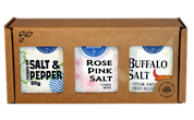 3-Jar Gourmet Salt Pack