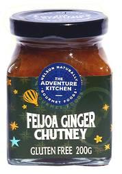 Feijoa & Ginger Chutney