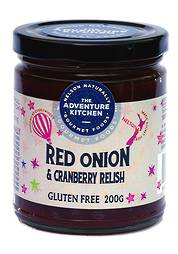 Red Onion & Cranberry Relish