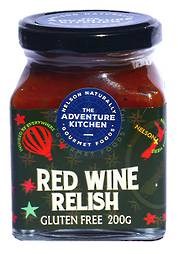 Red Wine Relish