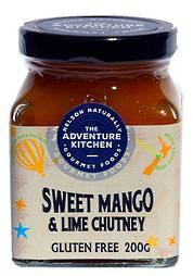 Sweet Mango & Lime Chutney