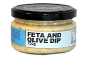 Feta & Olive Dip