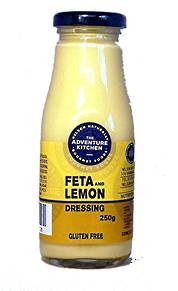 Feta & Lemon Cream Dressing