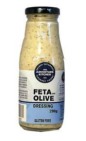 Feta & Olive Dressing