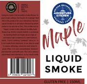 Maple Liquid Smoke 150ml