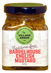 Barrelhouse English Mustard