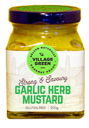 Garlic Herb Mustard