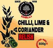 Chilli Lime & Coriander Relish