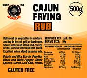 Cajun Frying Mixture (500g)