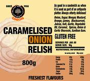 Caramelised Onion Relish