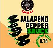 Jalapeno Pepper Sauce
