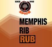 Memphis Rib Rub (500g)