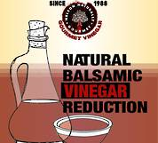 """""""Natural"""" Balsamic Reduction (1 litre)"""