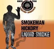 Hickory Liquid Smoke (1 litre)