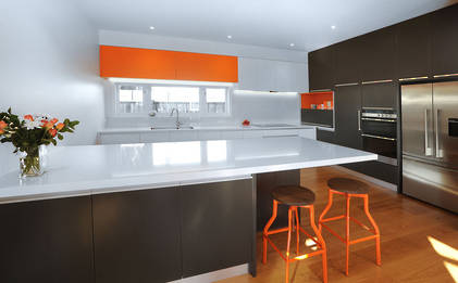 Mt Albert Kitchen: Tangerine Dreams