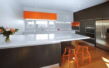 Mt Albert Kitchen: Tangerine Dreams