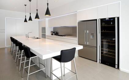 Westmere Kitchen: Form + Function