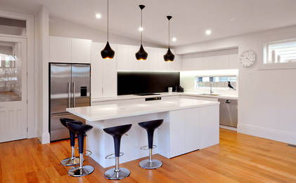Less is More in Westmere Kitchen