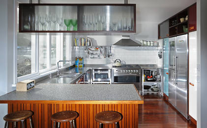 Grey Lynn Kitchen: Colour Statement