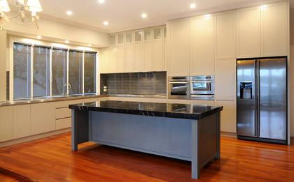 Bayswater kitchen: A Modern Classic