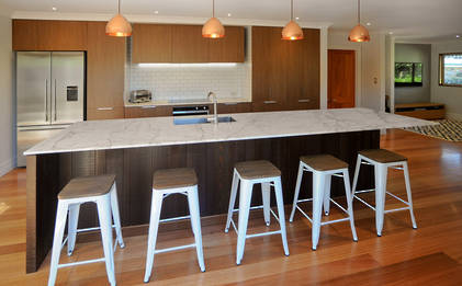 Timber Tones Murrays Bay Kitchen