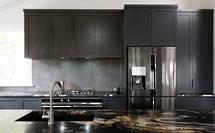 Villa Kitchen Renovation Bold Colour Vision