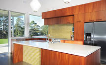 Hobsonville: Metro Retro Kitchen