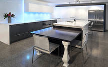 Neo Design Showroom Kitchen