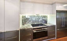Albany Kitchen: Metal Adds Lustre