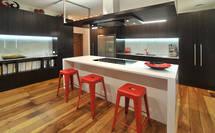 Balmoral Kitchen: Oak Timber Tones