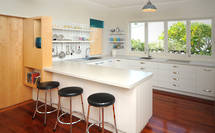 Devonport kitchen: Scandinavian Style