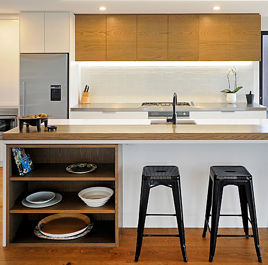 Contemporary Kitchen Design NZ