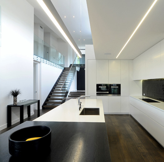 Minimalist Kitchen Design NZ