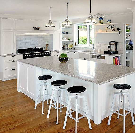 Traditional Kitchen Design NZ