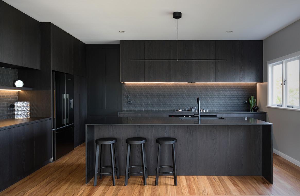 Dark side kitchen beautiful   Neo Design