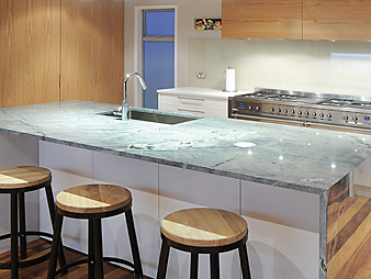 THUMB kitchen Designer custom Auckland timber veneer Neo Design